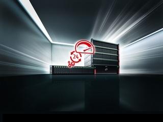 флэш-СХД Fujitsu ETERNUS подтвердила заявленные скорости