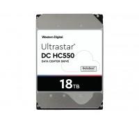 """WD Ultrastar® DC HC550 HDD 3.5"""" 18Tb WUH721818ALE6L4"""
