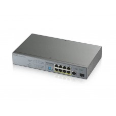 Zyxel GS1300-10HP 8-port PoE