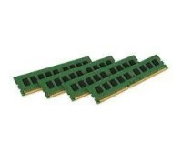 32GB 1600MHz ECC Kit of 4 Kingston (4x8GB), KTD-PE316EK432G