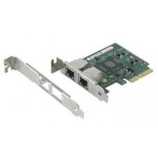 Сетевой контроллер Fujitsu Eth Ctrl 2x1Gbit Cu PCIe x4 D3035 (S26361-F3740-L501)
