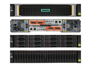Новая линейка систем хранения HPE MSA Gen6